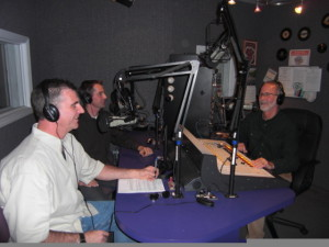 On the radio with Steve Schafer