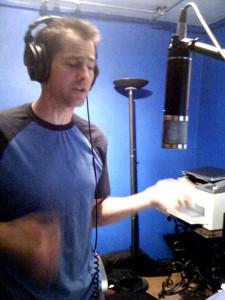Steve Recording