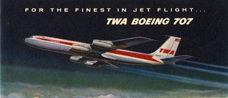 707 in Airways