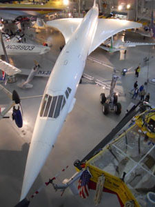 Concorde front 300