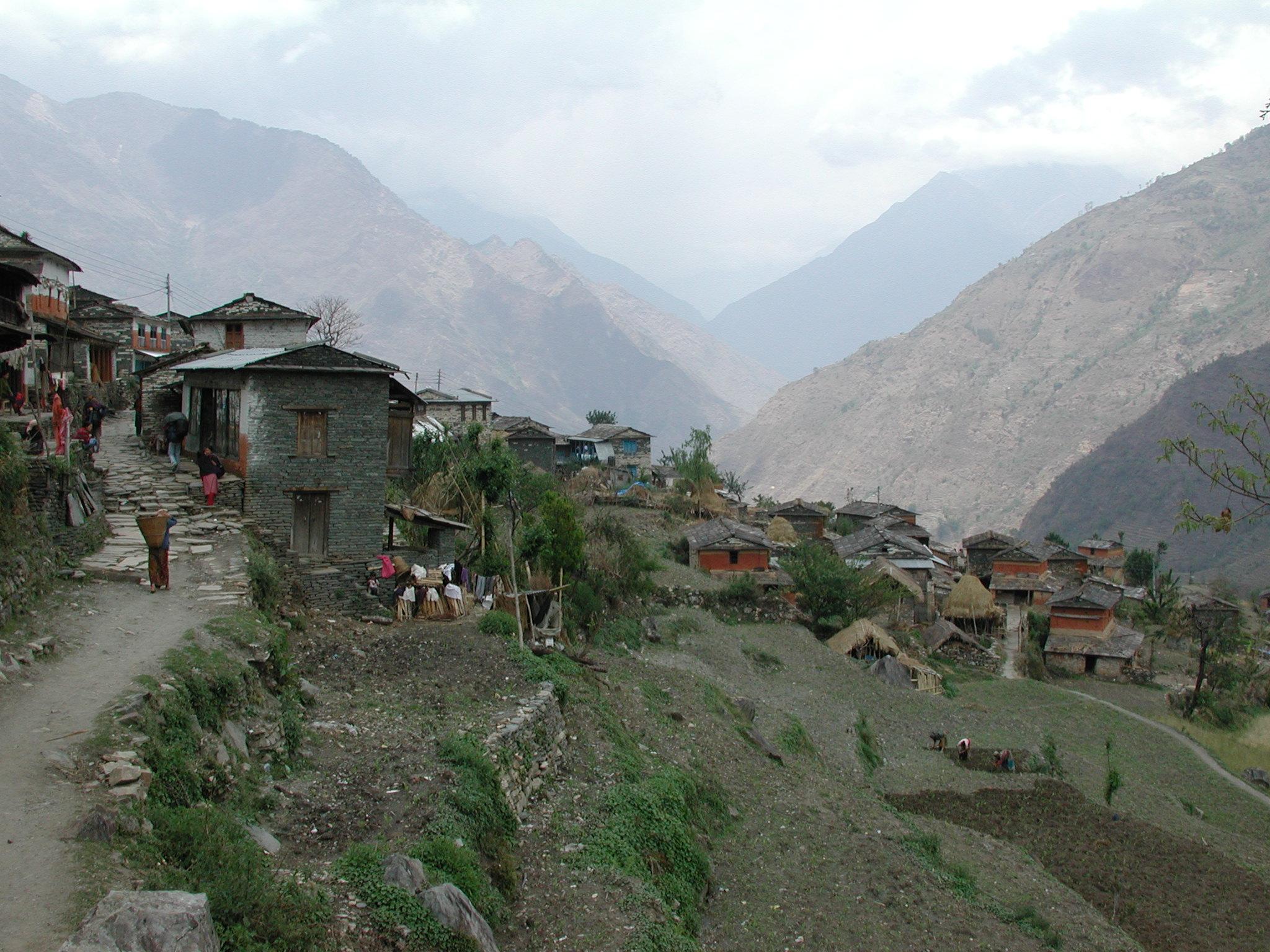 Nepal - Jomsom Trail