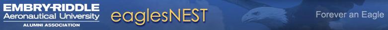 ERAU EaglesNEST logo
