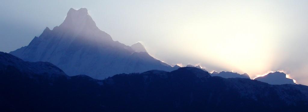 Himalayas at Dawn