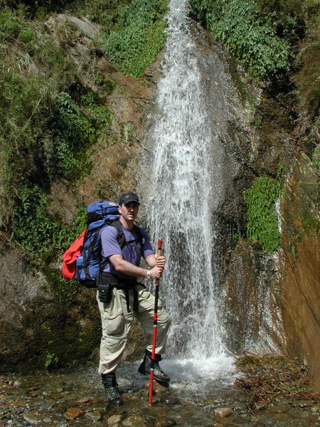 MLB trekking Nepal