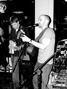 Paul Performing