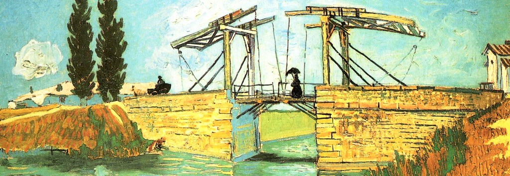 Van Gogh - Tiny Bridge (Skinny Bridge)