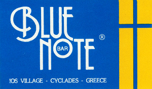 Francesco's Blue Note bar