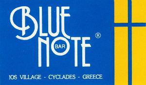 Francesco's Blue Note bar