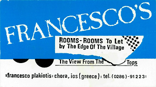 Francescos Rooms to Let