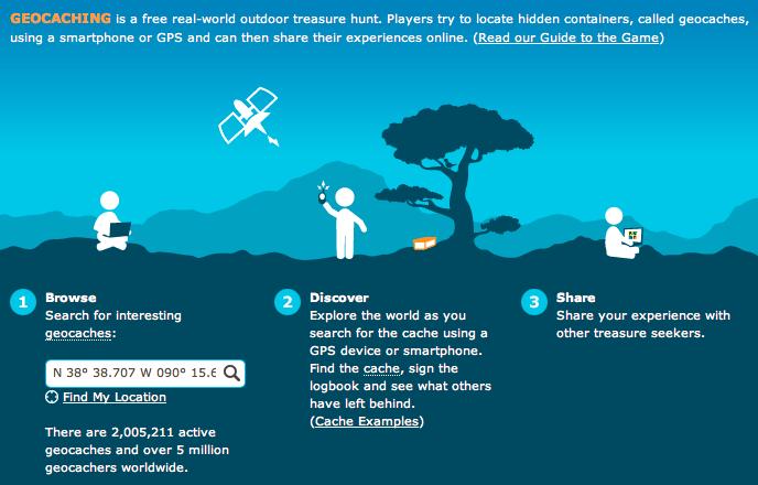 Geocaching Info