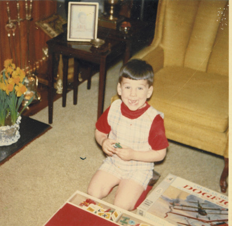 MLB - Roughly Age 3
