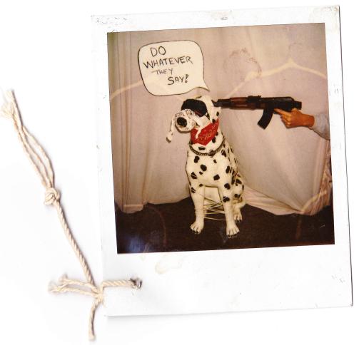 Petey hostage photo