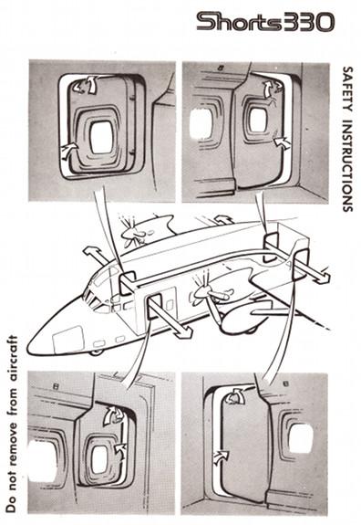 Shorts 330 Safety Card 575
