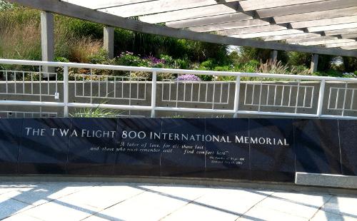 TWA 800 Memorial Greeting
