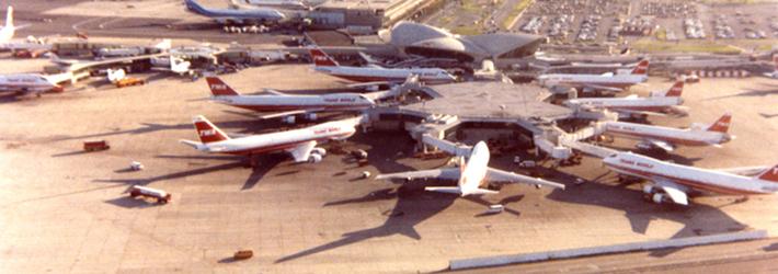 TWA Int'l Terminal at JFK
