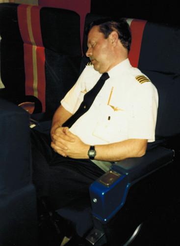 Capt Cook Sleeping