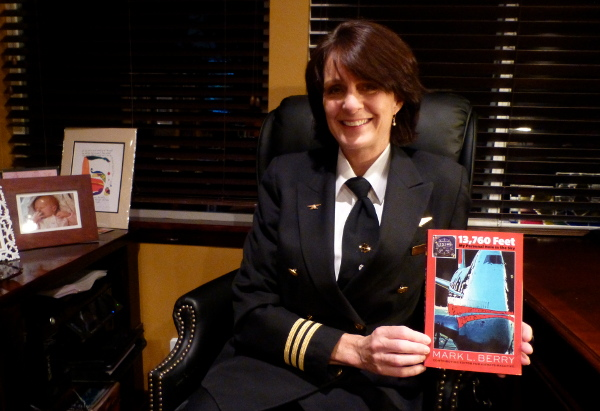 Fellow Airline Pilot and Author - Karlene Petitt