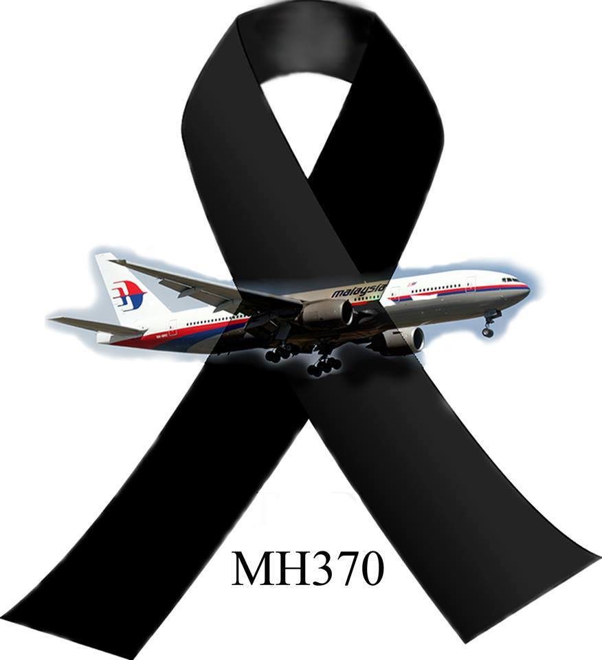 MH370 Ribbon bored from Cap'n Aux
