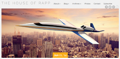 Ron Rapp - Supersonic Corporate Flight 400