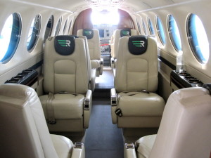 King Air interior - websize