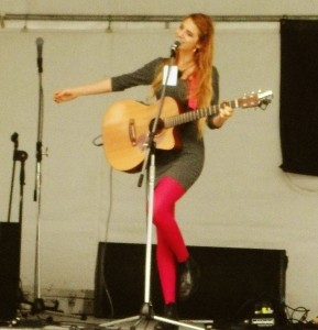 MeriAmber Guitar 2