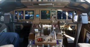 Airways News Cockpit Photo